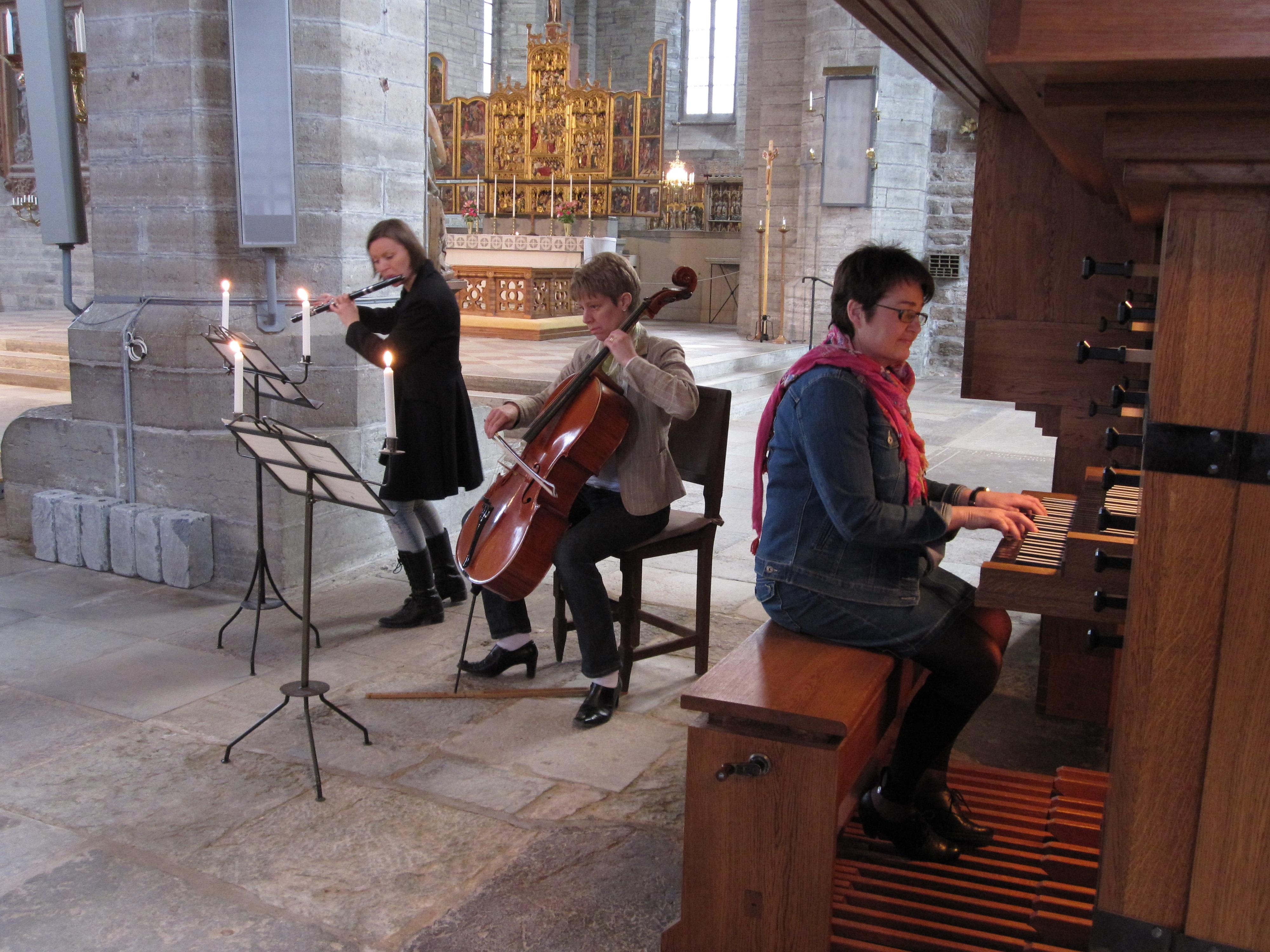Kammarmusik Gemzell Musikommunikation